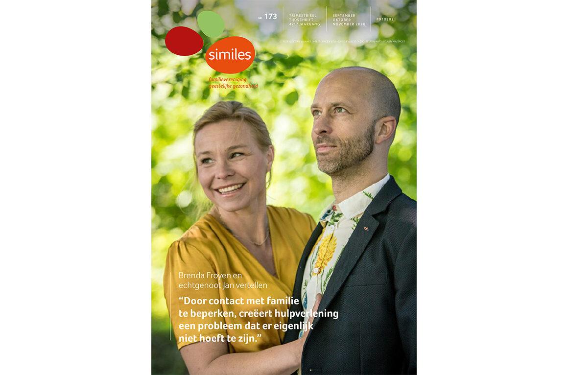 Cover Tijdschrift September